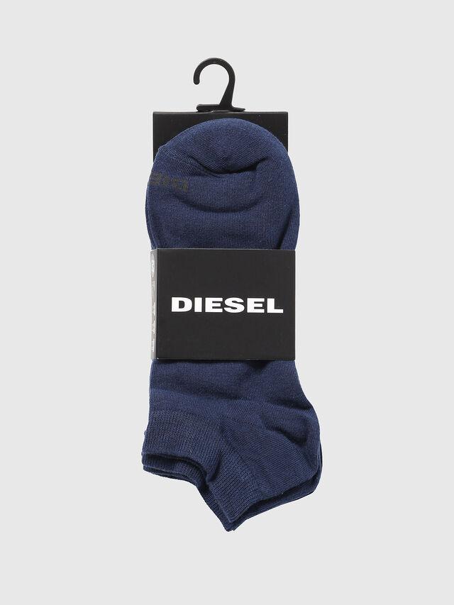 Diesel - SKM-GOST-THREEPACK, Blu - Calzini corti - Image 2
