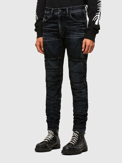 Diesel - D-Strukt JoggJeans® 069TG, Nero/Grigio scuro - Jeans - Image 7