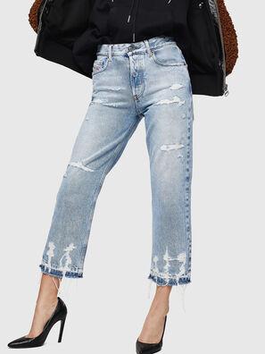 Aryel 0078L, Blu Chiaro - Jeans