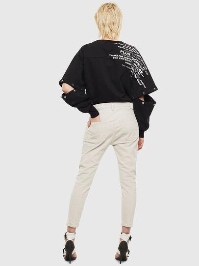 Diesel - Fayza 009BX, Bianco sporco - Jeans - Image 2