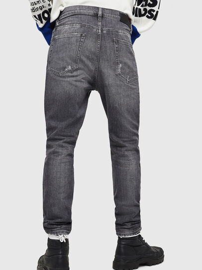 Diesel - D-Eetar 0890F, Grigio Chiaro - Jeans - Image 2