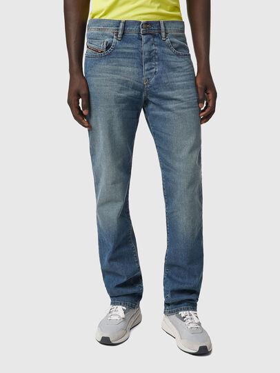 Diesel - D-Vocs 009EI, Blu medio - Jeans - Image 1
