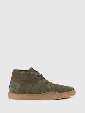 H-CLEVER PAR DESERT, Verde - Sneakers