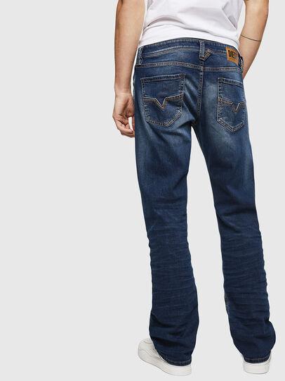 Diesel - Larkee 083AD, Blu Scuro - Jeans - Image 2