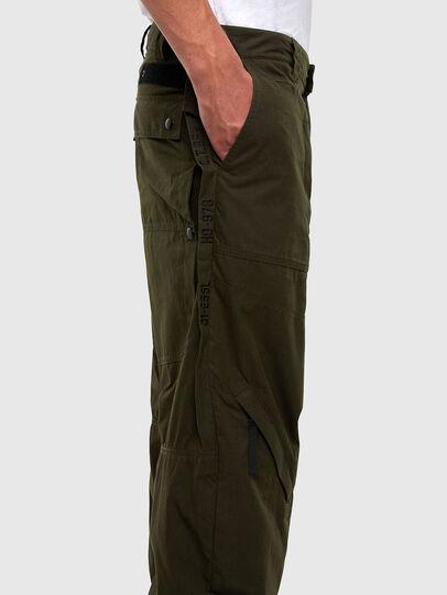 Diesel - P-JARROD, Verde Militare - Pantaloni - Image 4