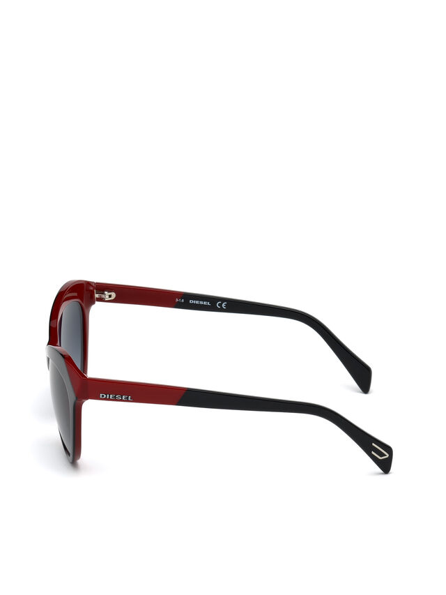 Diesel - DL0225, Nero - Occhiali da sole - Image 3