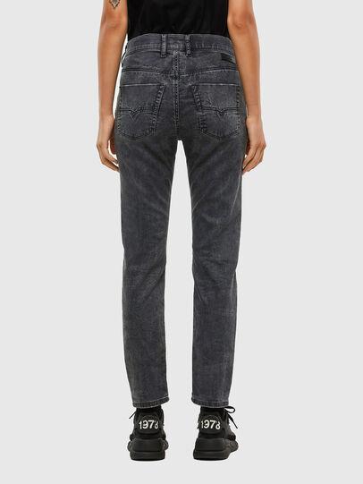 Diesel - KRAILEY JoggJeans® 069QB, Nero/Grigio scuro - Jeans - Image 2