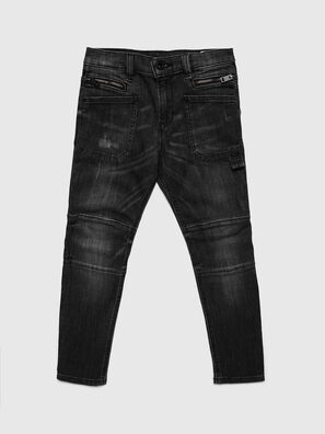 D-PHORMER-J, Nero - Jeans
