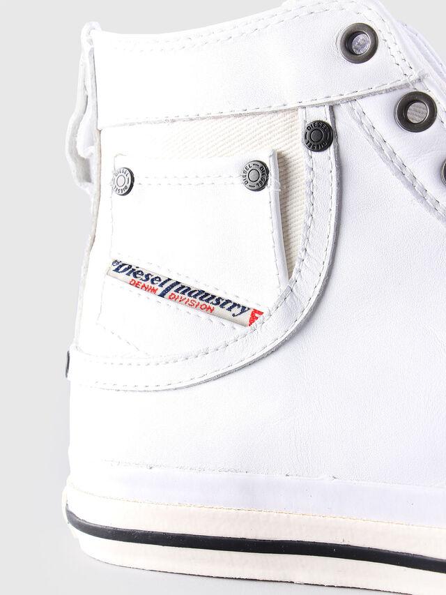 Diesel - EXPOSURE I, Bianco - Sneakers - Image 5