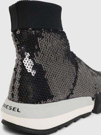 Diesel - H-PADOLA SOCK W, Nero - Sneakers - Image 5
