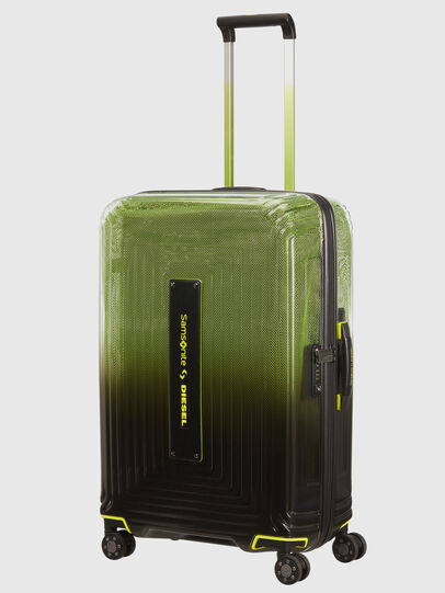 Diesel - CW8*19002 - NEOPULSE, Nero/Giallo - Trolley - Image 1