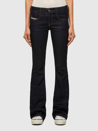 Diesel - D-Ebbey 069MX, Blu Scuro - Jeans - Image 1