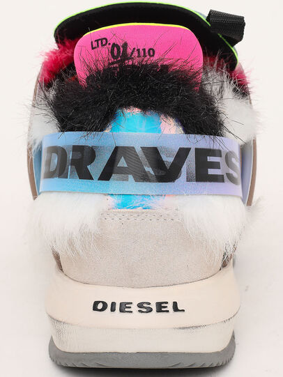 Diesel - S-PADOLA SP, Bianco - Sneakers - Image 6
