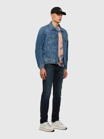 Diesel - Safado 009HN, Blu Scuro - Jeans - Image 5