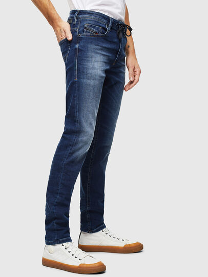 Diesel - Thommer JoggJeans 088AX, Blu Scuro - Jeans - Image 3