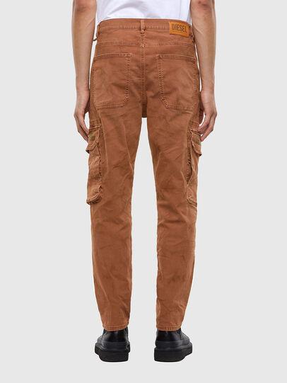 Diesel - D-Krett JoggJeans 069RJ, Marrone Chiaro - Jeans - Image 2