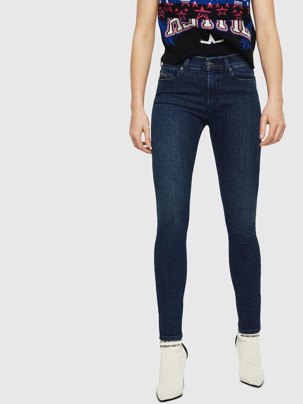 D-Roisin 0890G, Blu Scuro - Jeans