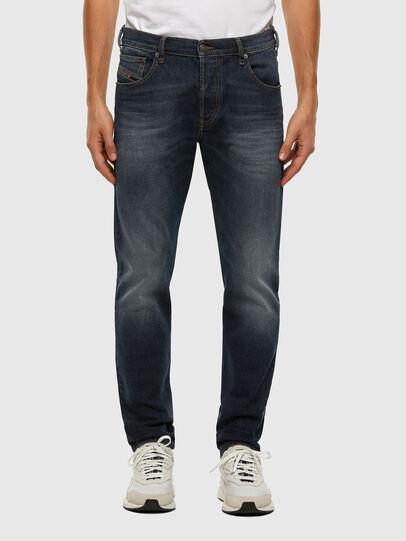 Diesel - D-Yennox 009EM, Blu Scuro - Jeans - Image 1