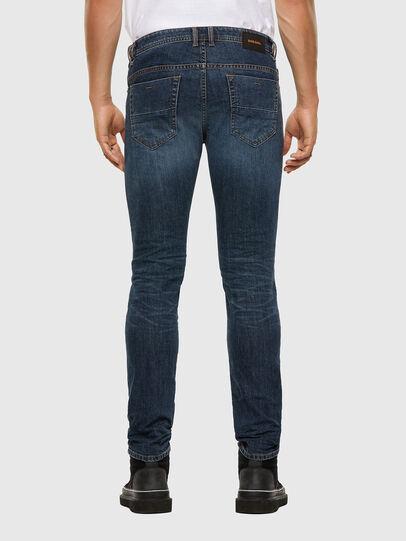 Diesel - Thommer 009DA, Blu Scuro - Jeans - Image 2