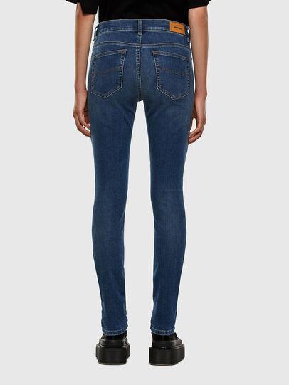 Diesel - D-Roisin 085AB, Blu medio - Jeans - Image 2