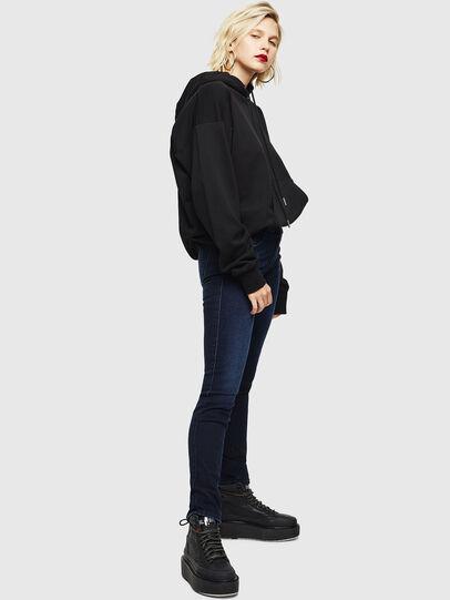 Diesel - Sandy 083AG, Blu Scuro - Jeans - Image 4