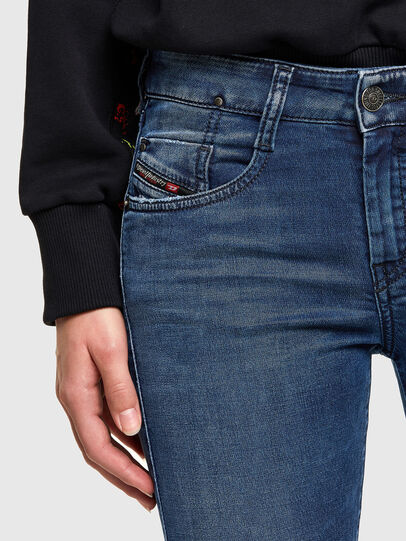 Diesel - D-Ollies JoggJeans® 069SM, Blu Scuro - Jeans - Image 3