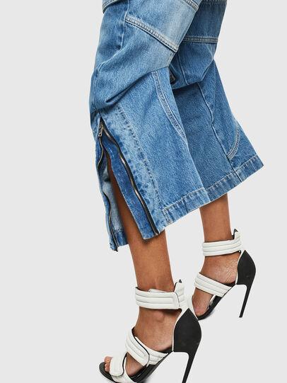 Diesel - DE-MIRY, Blu Jeans - Pantaloni - Image 5