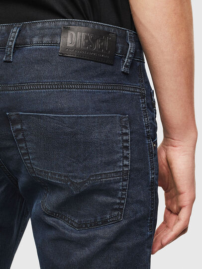 Diesel - Krooley JoggJeans 069MG, Blu Scuro - Jeans - Image 4
