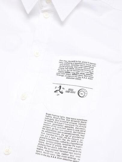 Diesel - CSVENPRINT, Bianco - Camicie - Image 4