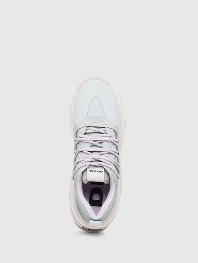 Diesel - S-HERBY SB, Blu Chiaro - Sneakers - Image 4
