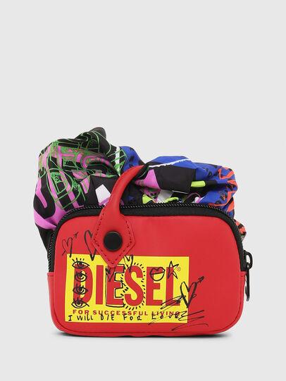 Diesel - SHOPPINA PAS, Rosso - Shopper e Borse a Spalla - Image 3