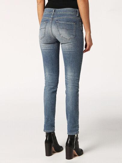 Diesel - Sandy 0688V, Blu Chiaro - Jeans - Image 2