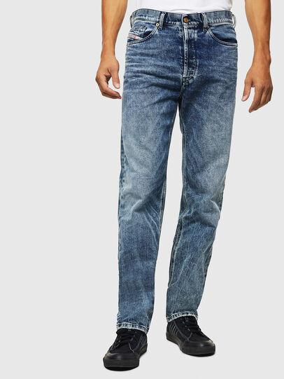 Diesel - D-Macs 0097G, Blu medio - Jeans - Image 1