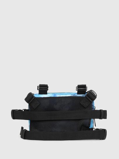Diesel - SORAKE, Blu - Borse a tracolla - Image 2