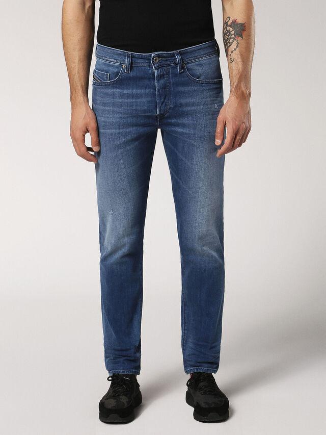 BUSTER 084QQ, Blu Jeans