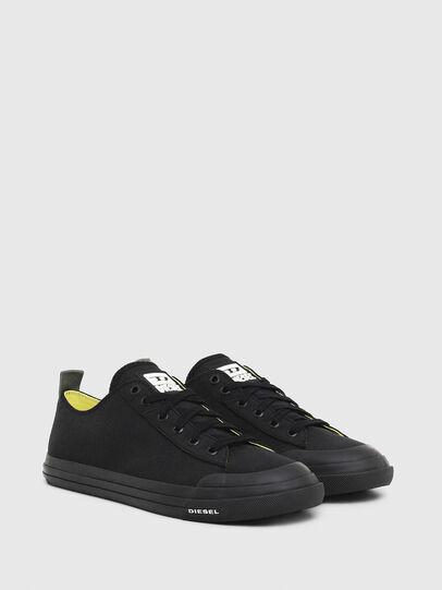 Diesel - S-ASTICO LOW CUT, Nero - Sneakers - Image 2