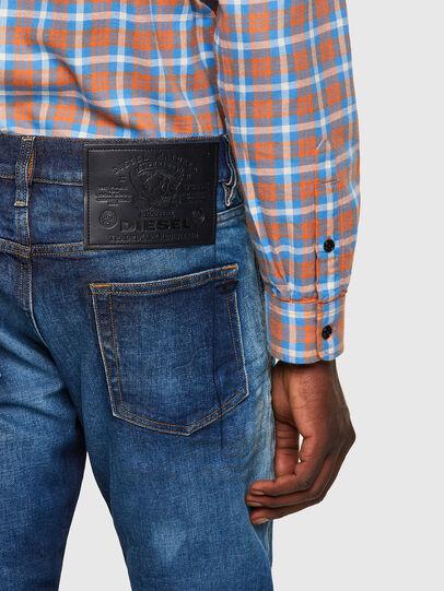 Diesel - D-Strukt 09A13, Blu medio - Jeans - Image 4