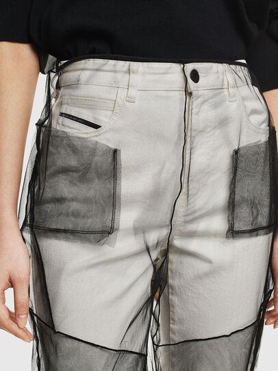 Diesel - TYPE-1003, Bianco - Jeans - Image 3