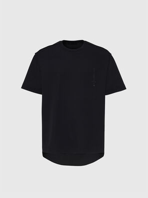 T-ZAFIR, Nero - T-Shirts