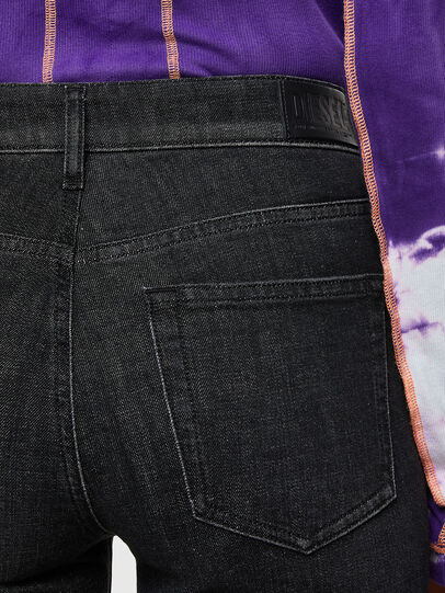 Diesel - D-Joy 009JV, Nero/Grigio scuro - Jeans - Image 4