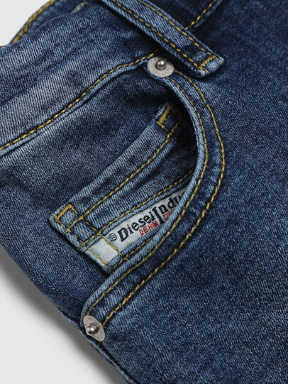Diesel - PGINGHER, Blu Scuro - Shorts - Image 3