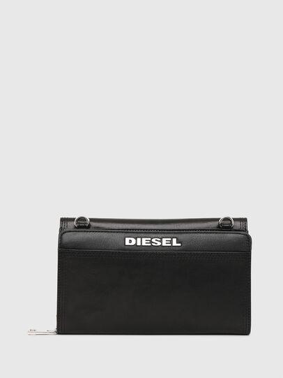 Diesel - DUPLET LCLT, Nero - Portafogli Con Zip - Image 2