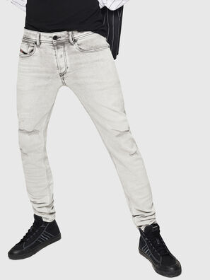 Sleenker 0090F, Grigio Chiaro - Jeans