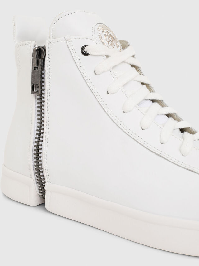 Diesel - S-NENTISH, Bianco - Sneakers - Image 4