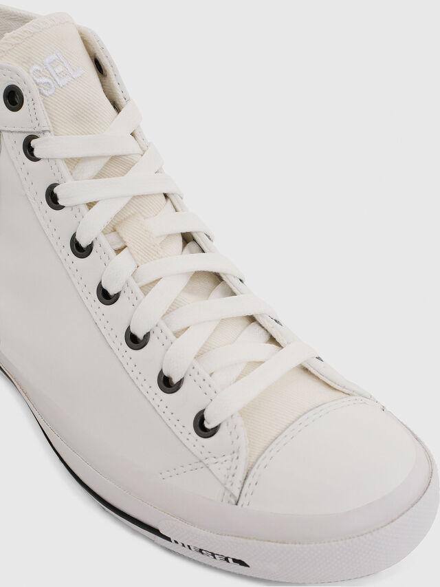 Diesel - EXPOSURE IV W, Bianco - Sneakers - Image 4