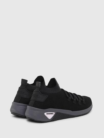 Diesel - S-KB ATHL LACE W, Nero - Sneakers - Image 3