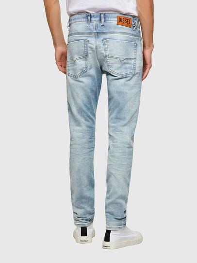 Diesel - Krooley JoggJeans® 069UX, Blu Chiaro - Jeans - Image 2
