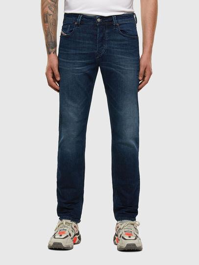 Diesel - Larkee-Beex 009ER, Blu Scuro - Jeans - Image 1