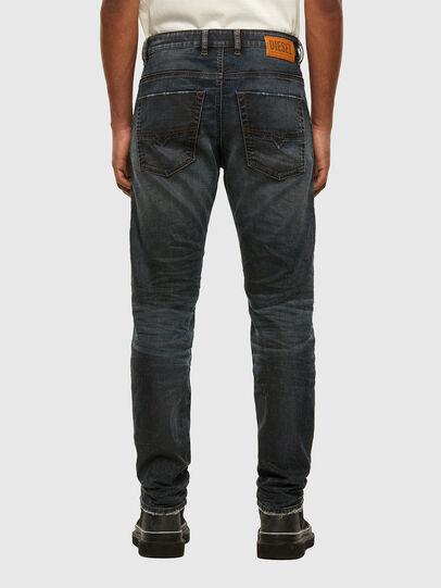 Diesel - Krooley JoggJeans 069NS, Blu Scuro - Jeans - Image 2