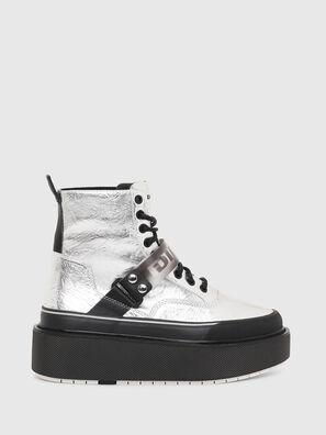 H-SCIROCCO STRAP, Argento - Sneakers